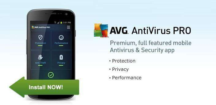 avg antivirus for android free download full version