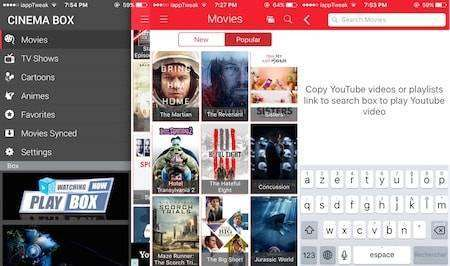 Cinema Box HD MOD APK for Android Free Download