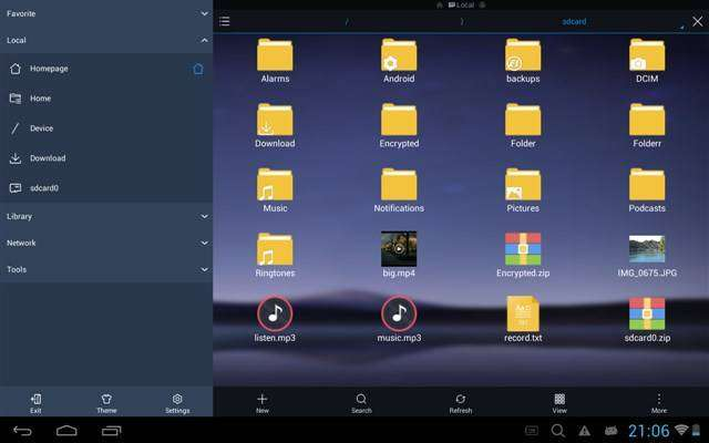 zip manager for android free download