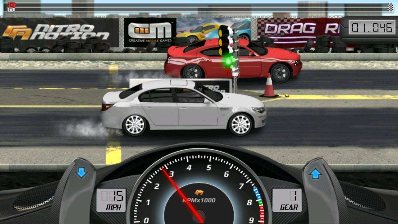 drag racing play online
