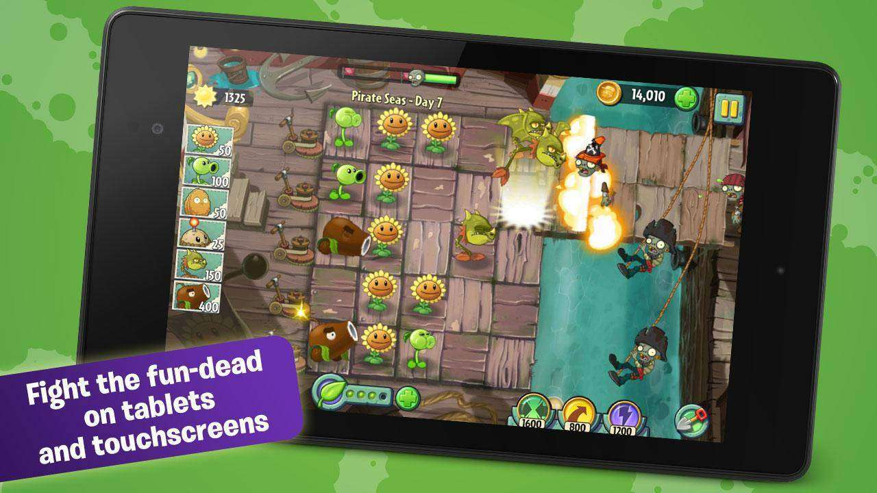 Plants vs Zombies Free Download Android Game