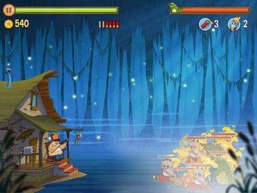 Swamp Angriff Download Spiel für Android