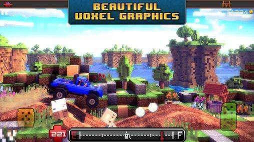 Blocky Roads Free Download Android Game