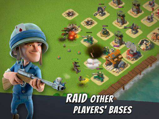 Boom Beach Free Download Android Game