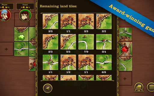 Carcassonne Free Download Android Game