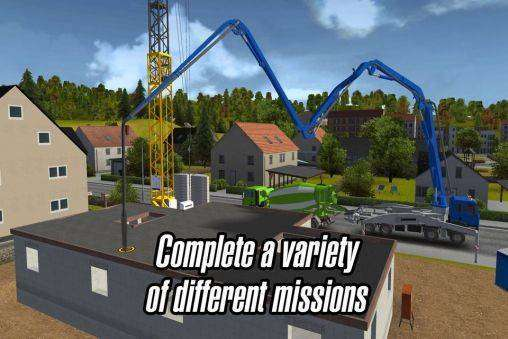 Construction Simulator 2014 Free Download Android Game