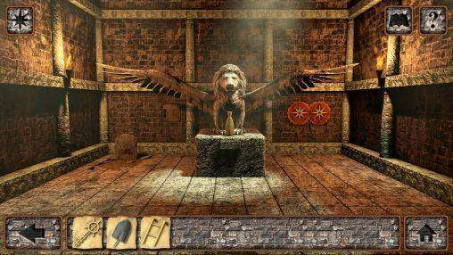 Cryptic Escape-Download Spiel für Android