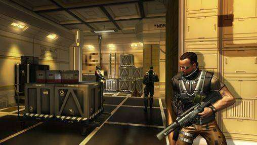 Deus EX: The Fall free download Android Game