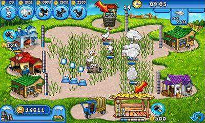 Farm Frenzy Free Download Android Game