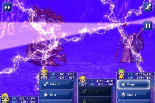 Final Fantasy VI free Download Android Game