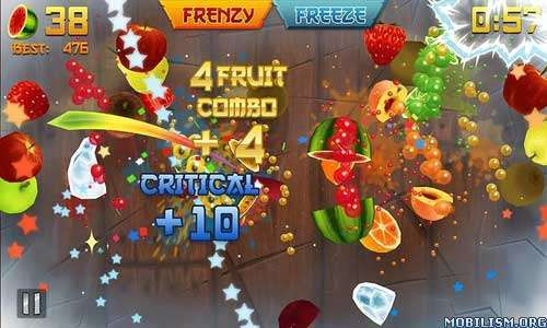 Fruit Ninja Free Download Android Game