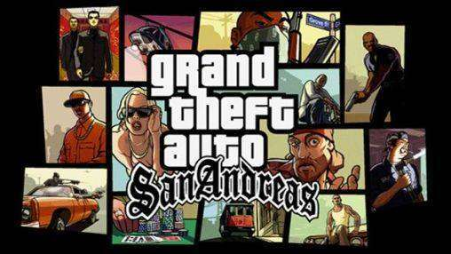 GTA San Andreas for Android