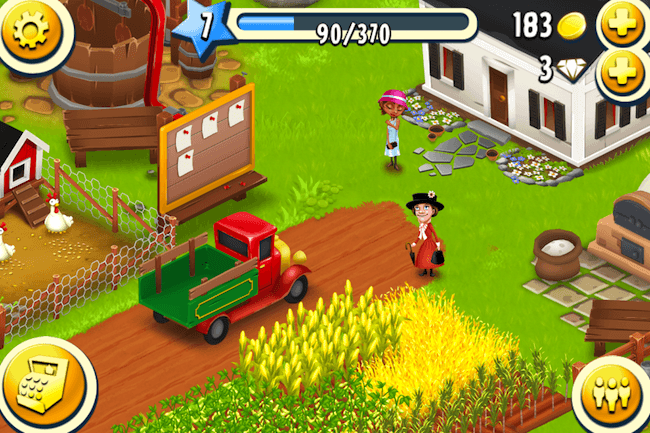 Hay Day Free Download Android Game