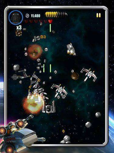 Lego Star Wars Microfighters Free Download Android Game