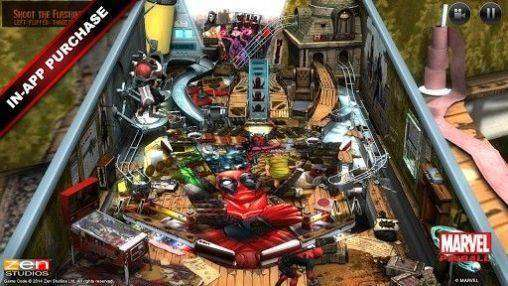 Marvel Pinball Download Spiel für Android
