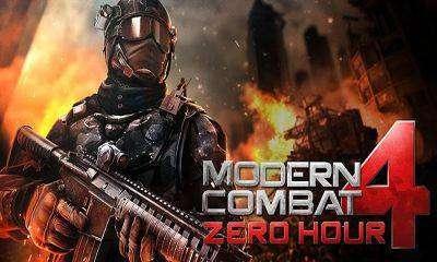 4 moderna de combate: Hora Cero