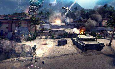 Moder Combat 4: Zero Hour Free Download Android Game