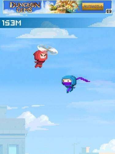 Ninja Up Free Download Android Game