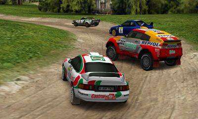 Pocket Rally Free Download Android Game