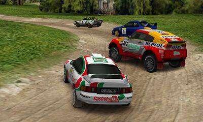 Pocket Rally Téléchargement gratuit de jeux Android