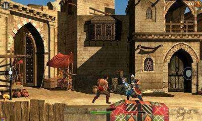 Prince of Persia Sombra y Llama descarga gratuita Juego para Android