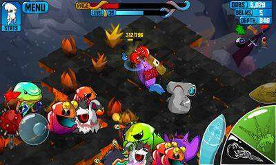 Quadropus Rampage Free Download Android Game