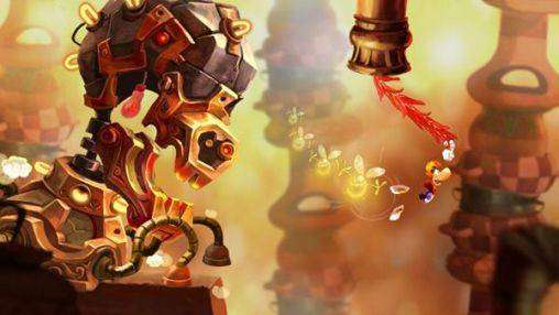 Rayman Fiesta Run Free Download Android Game