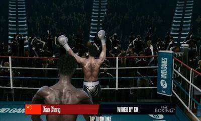 Real Boxing Free Download Android Game
