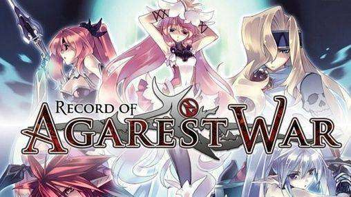 rpg record of agarest war apk + data v1.32 full version