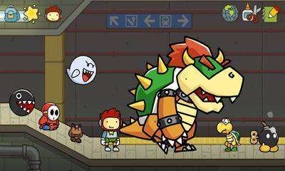 Scribblenauts Remix Free Download Android Game
