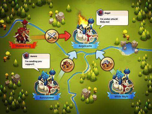 Shadow Kings Free Download Android Game