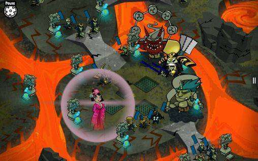 Skulls of the Shogun Free Download Android Game