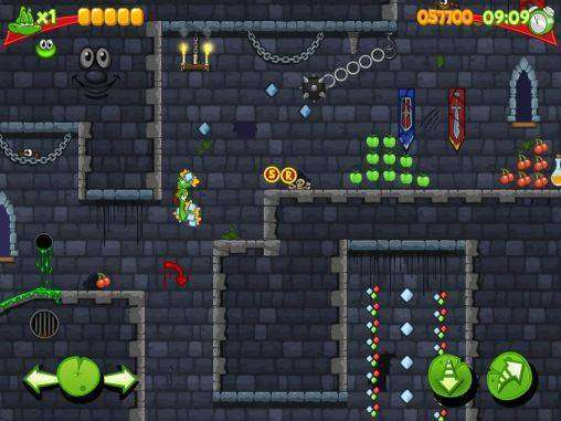 Superfrog HD Free Download Android Game