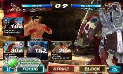 Tekken Card Tournament Free Download Android Game
