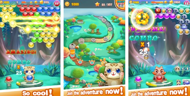 bubble cat2 APK Android