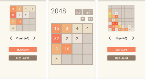2048 APK android