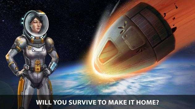 Aventura Escapar Espacio Crisis