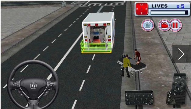 Ambulance Rescue 911 APK Android