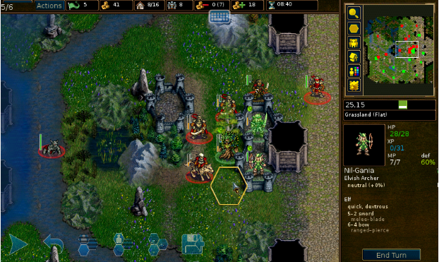Battle for Wesnoth APK Android