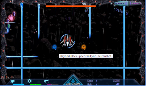 Jenseits Black Space Valkyrie