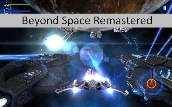 فراتر از فضا بازی Remastered