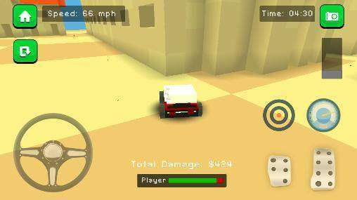 Blocky Demolition Derby APK Android