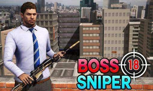 Босс Снайпер 18