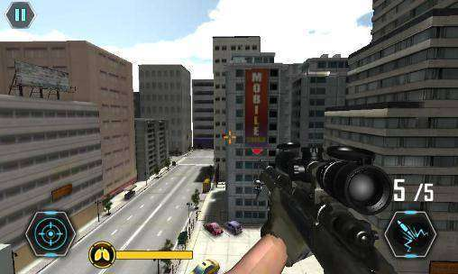 Chefe Sniper 18