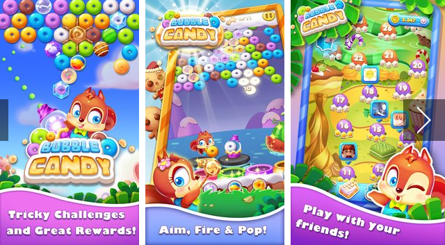 Bubble Candy APK Android