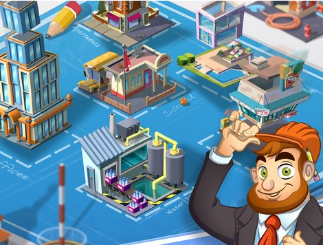 Build Away Idle City Builder APK Android