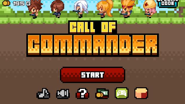 Anruf von Kommandant