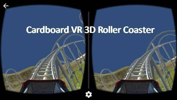 Cardboard VR 3D Roller Coaster Full APK Android Download