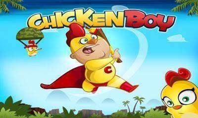 El muchacho de pollo