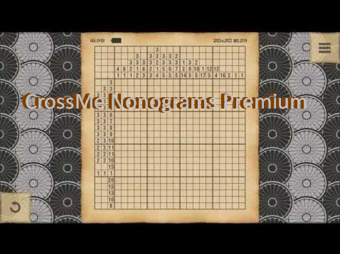 CrossMe Nonograms Premium